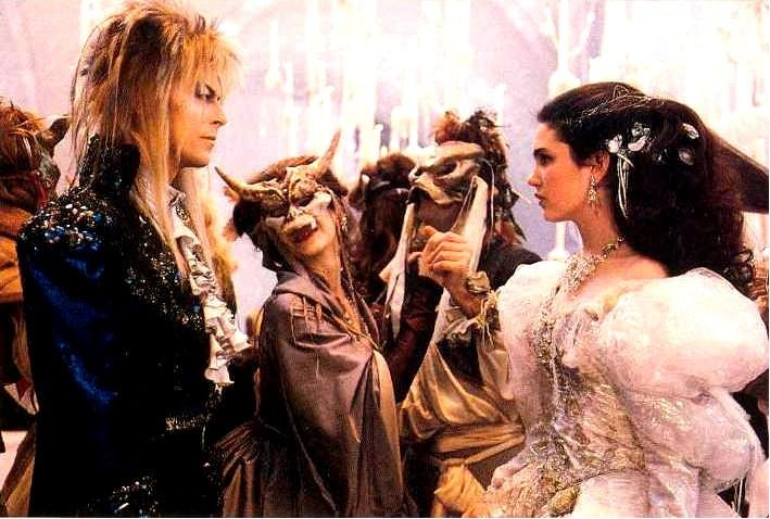 Jareth and the Girl Sarah