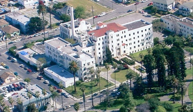 Linda Vista Hospital is reopening as a senior housing facility