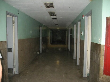 The hospital became a favorite location for several films and music videos